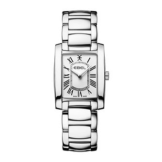 Ebel Brasilia Ladies' Stainless Steel Bracelet Watch - Product number 4601025