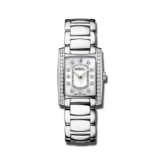 Ebel Brasilia Diamond Ladies' Stainless Steel Bracelet Watch - Product number 4601467