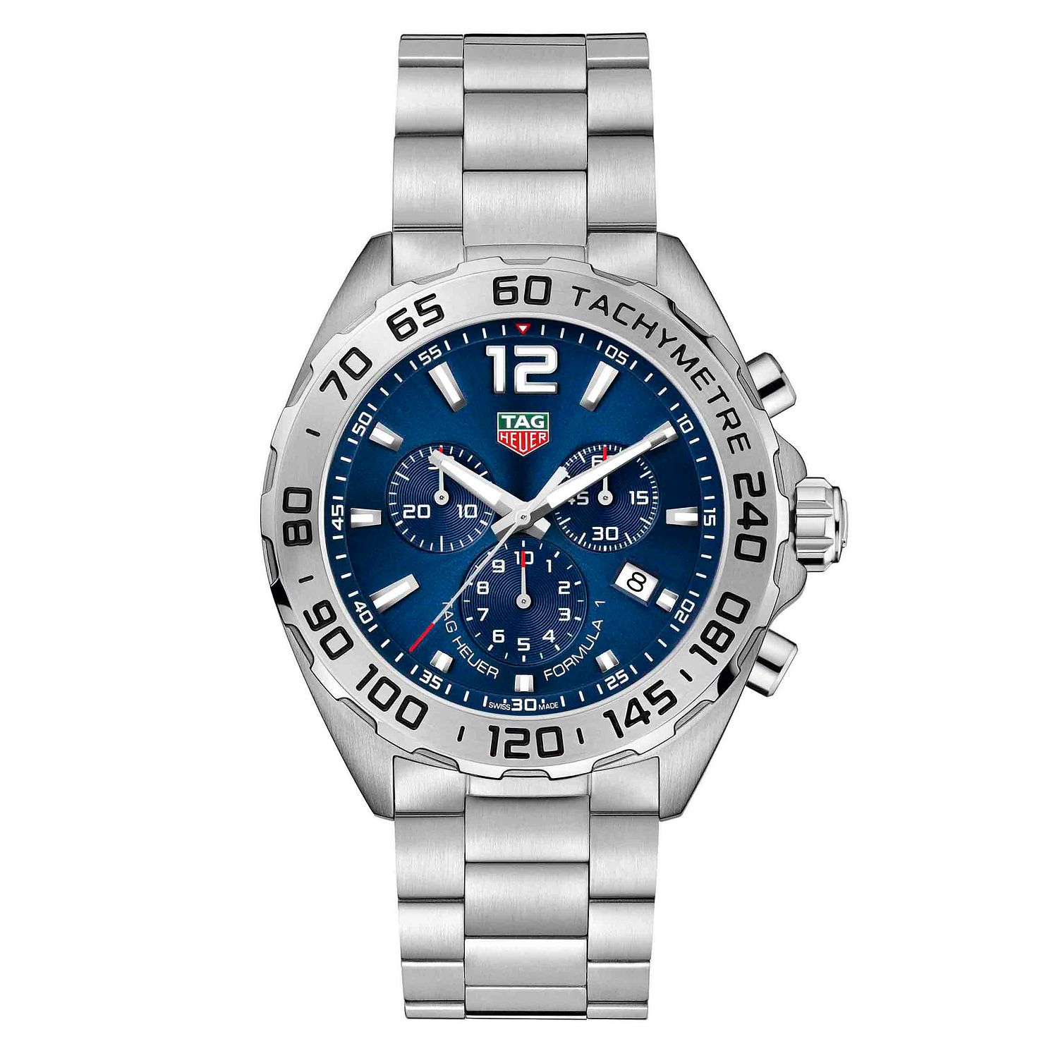 TAG Heuer Formula 1 Men's Stainless Steel Bracelet Watch - Product number 4611918