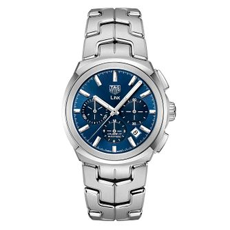 TAG Heuer Link Men's Chronograph Bracelet Watch - Product number 4611969
