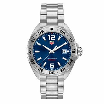 TAG Heuer Formula 1 Men's Stainless Steel Bracelet Watch - Product number 4612035