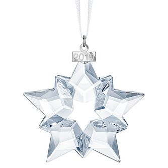 Swarovski 2019 Edition Annual Christmas Star Ornament - Product number 4615425