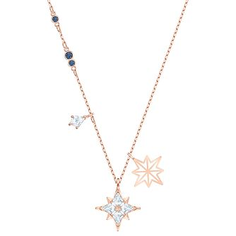 Swarovski Symbolic Star Rose Gold Tone Pendant - Product number 4615921