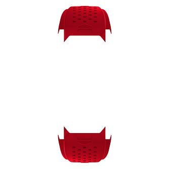 TAG Heuer Connected Modular 41 Red Rubber Watch Strap - Product number 4616774