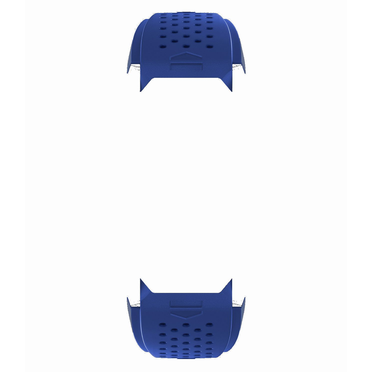 TAG Heuer Connected Modular 41 Blue Rubber Watch Strap - Product number 4616790