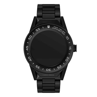 TAG Heuer Connected Modular 41 Black Ceramic Smart Watch - Product number 4617029