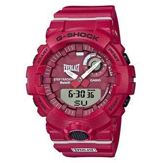 Casio G Shock Men S Everlast Collaboration Watch