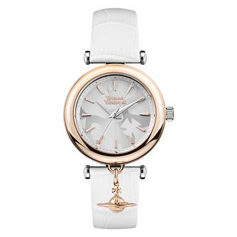 Vivienne Westwood Trafalgar Ladies' Rose Gold Plated Watch - Product number 4623312