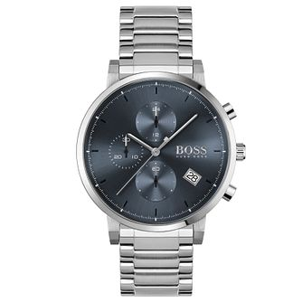 BOSS Integrity Men's Stainless Steel Bracelet Watch - Product number 4662288