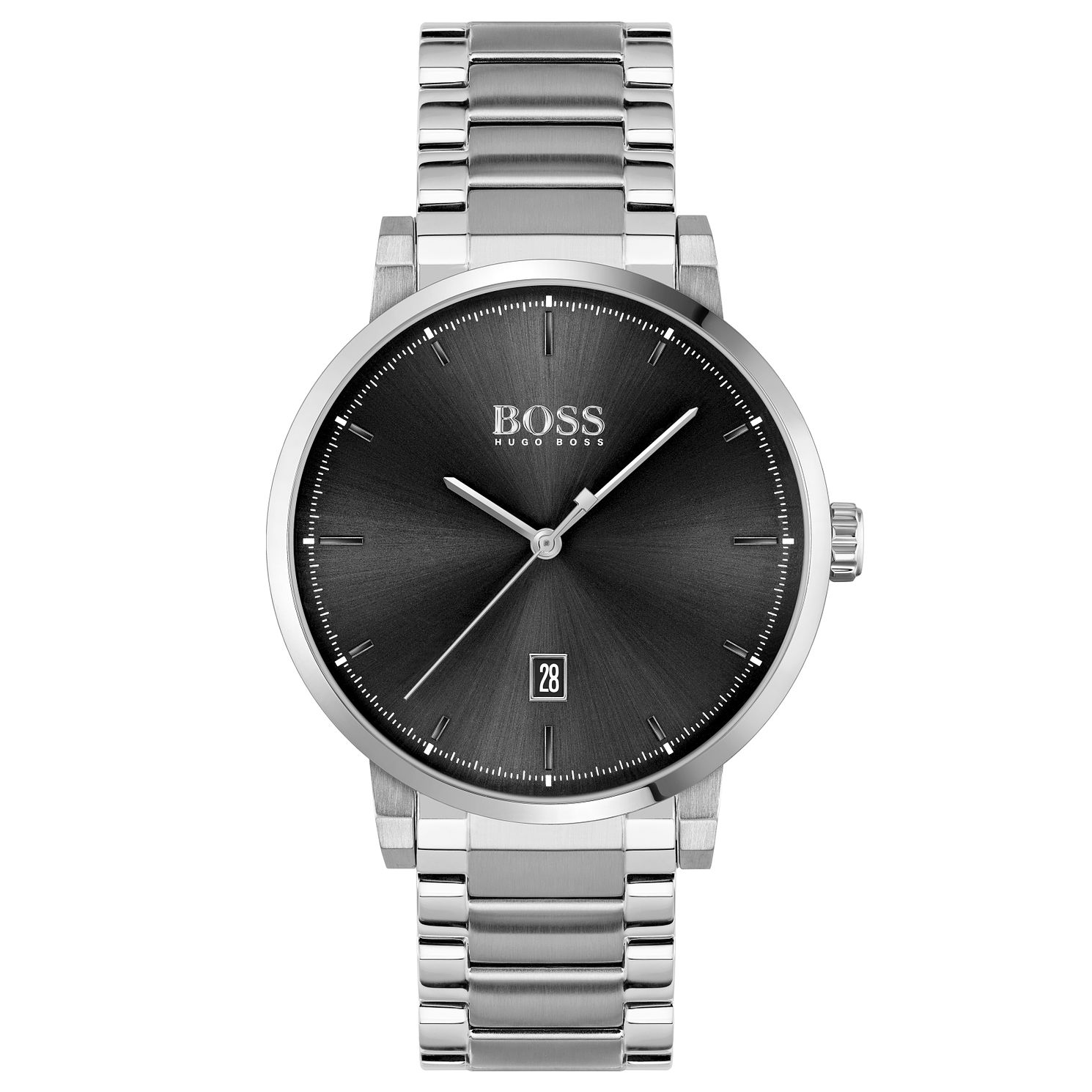 BOSS Confidence Men's Stainless Steel Bracelet Watch - Product number 4662393