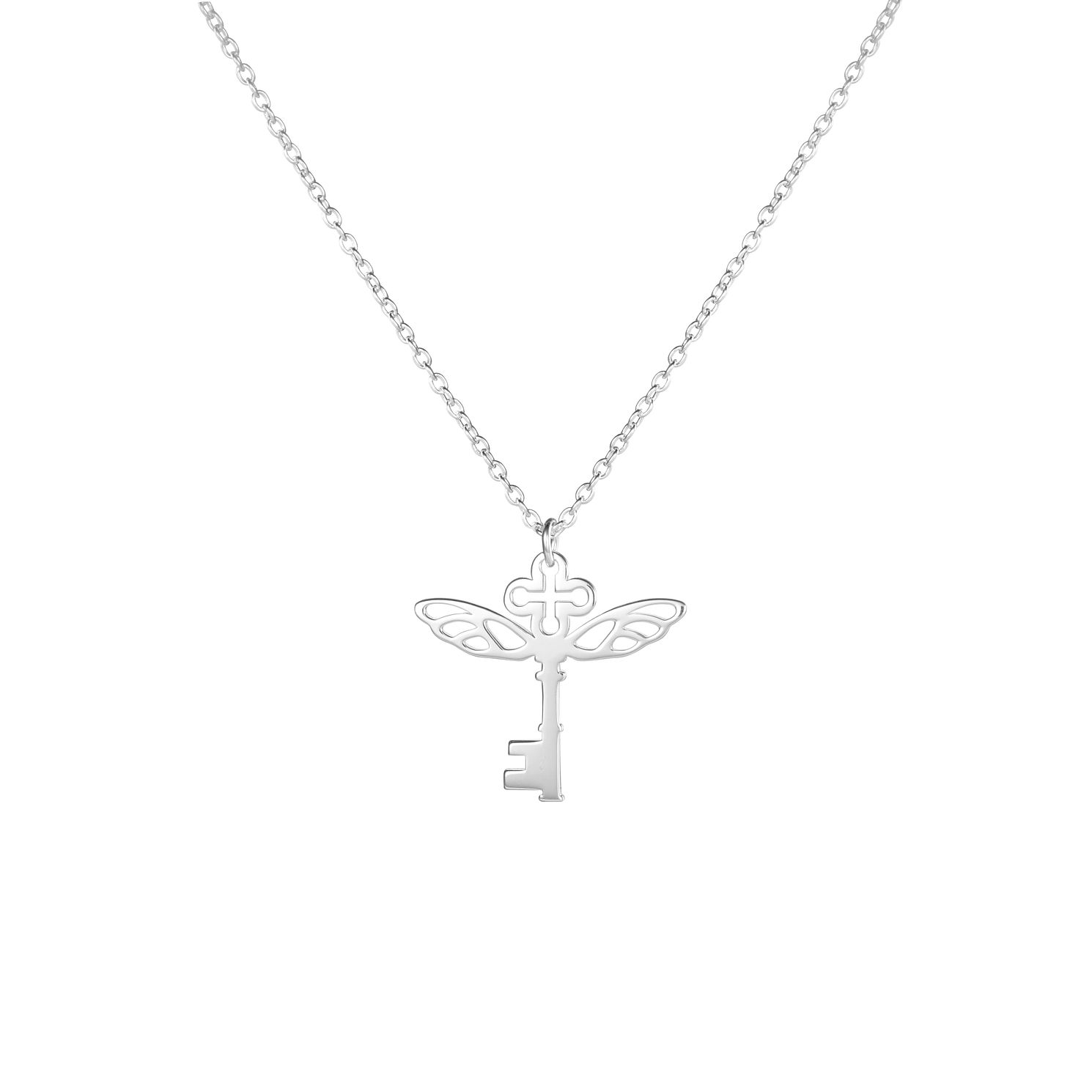 Chamilia Harry Potter Flying Key Necklace - Product number 4674103