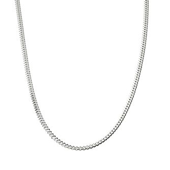 "Sterling Silver Curb Chain 24"" - Product number 4674146"