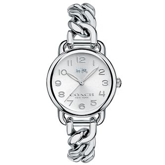 Coach Ladies' Stainless Steel Bracelet Watch - Product number 4677099