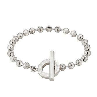 Gucci Ladies' Silver Boule Chain Bracelet - Product number 4677331