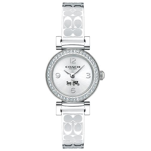 Coach Ladies' Stainless Steel Bracelet Watch - Product number 4677668