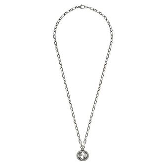 Gucci Silver Interlocking G Pendant - Product number 4677706
