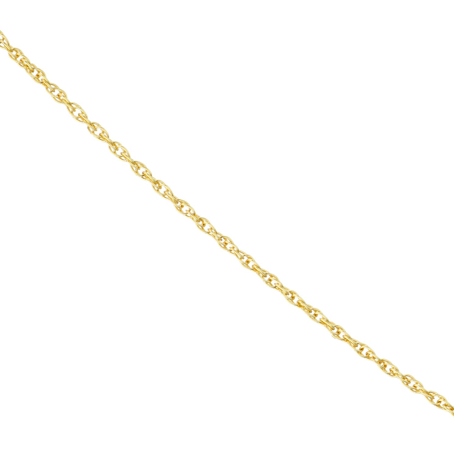 18ct Yellow Gold 18 Inch Prince of Wales Chain - Product number 4681827