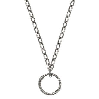 Gucci Ouroboros Silver Pendant - Product number 4685415