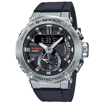 Casio G-Shock G-Steel Carbon Core Guard Resin Strap Watch - Product number 4701844