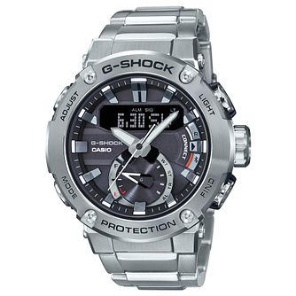 Casio G-Shock G-Steel Carbon Core Guard Bracelet Watch - Product number 4701879