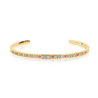 Sif Jakobs Valiano Multicolour Zirconia Bangle - Product number 4701895