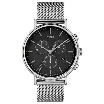 Timex Fairfield Men's Stainless Steel Bracelet Watch - Product number 4702840