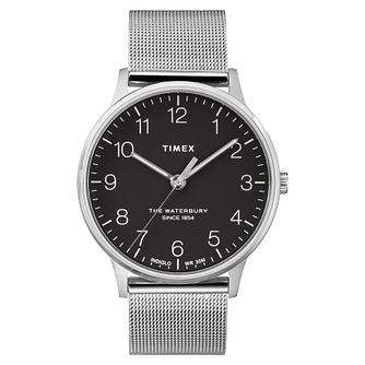 Timex Waterbury Men's Stainless Steel Bracelet Watch - Product number 4703219