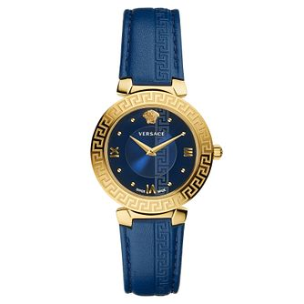 Versace Daphnis Ladies' Black Strap Watch - Product number 4704916