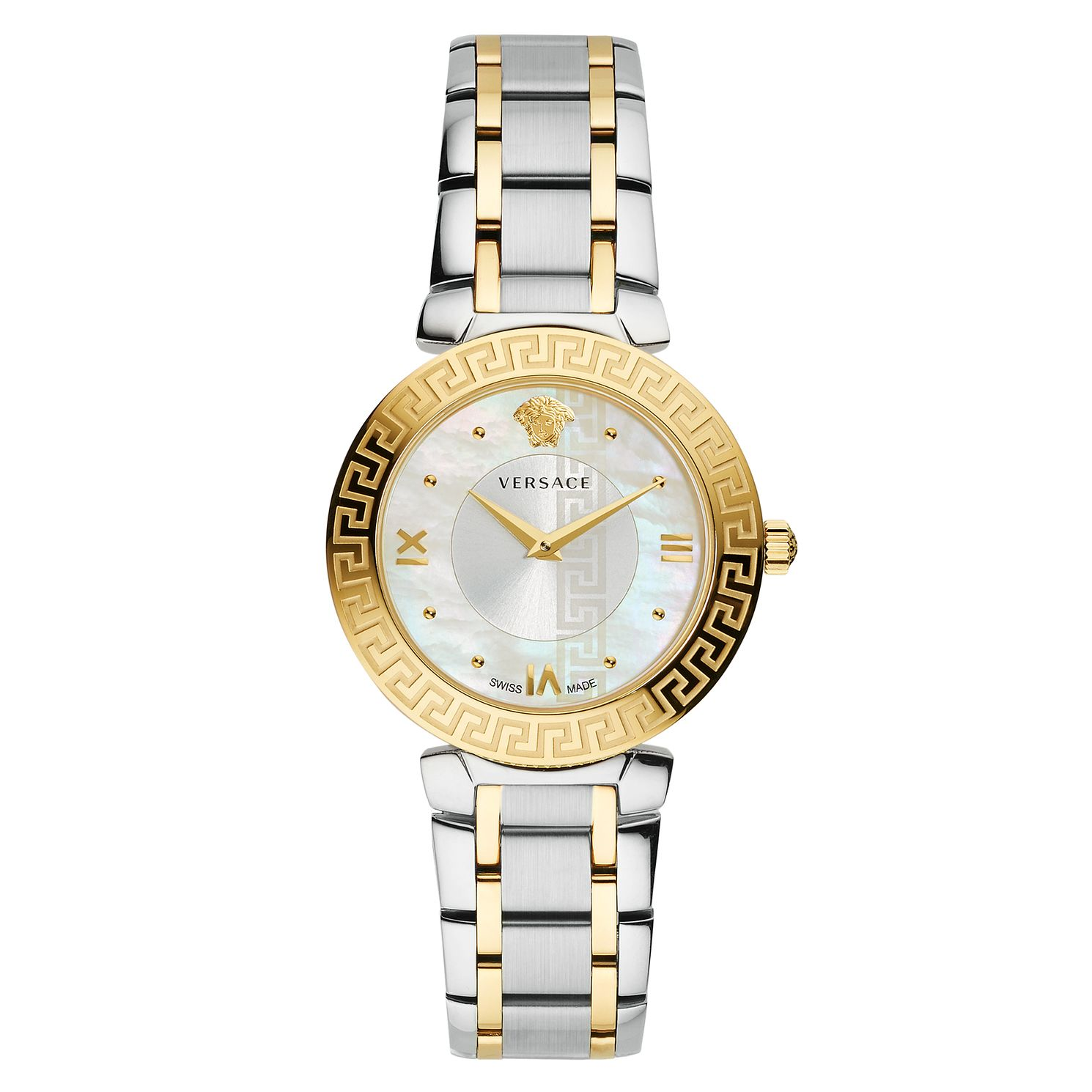 Versace Daphnis Ladies' Two Colour Bracelet Watch - Product number 4705017