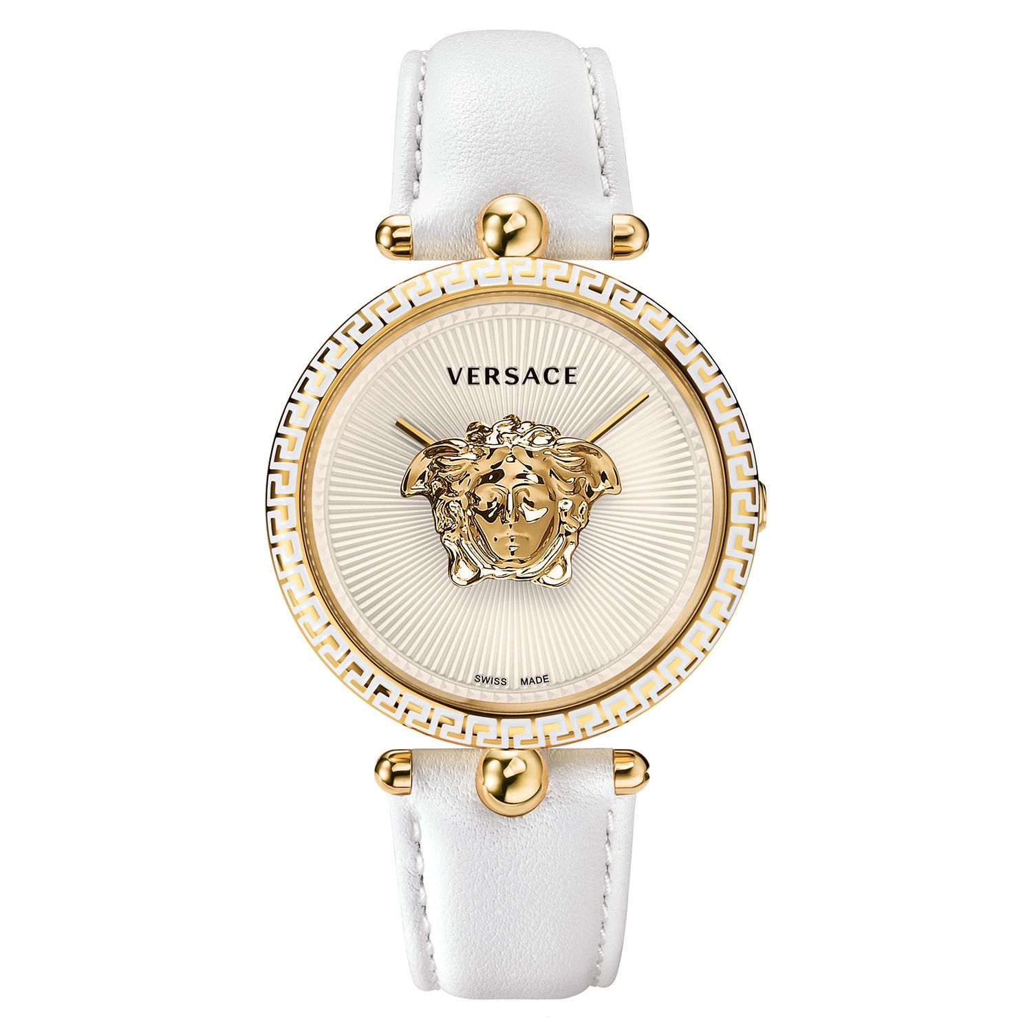 Versace Palazzo Empire Ladies' Gold Tone Strap Watch - Product number 4705254