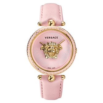 Versace Palazzo Empire Ladies' Gold Tone Strap Watch - Product number 4705319