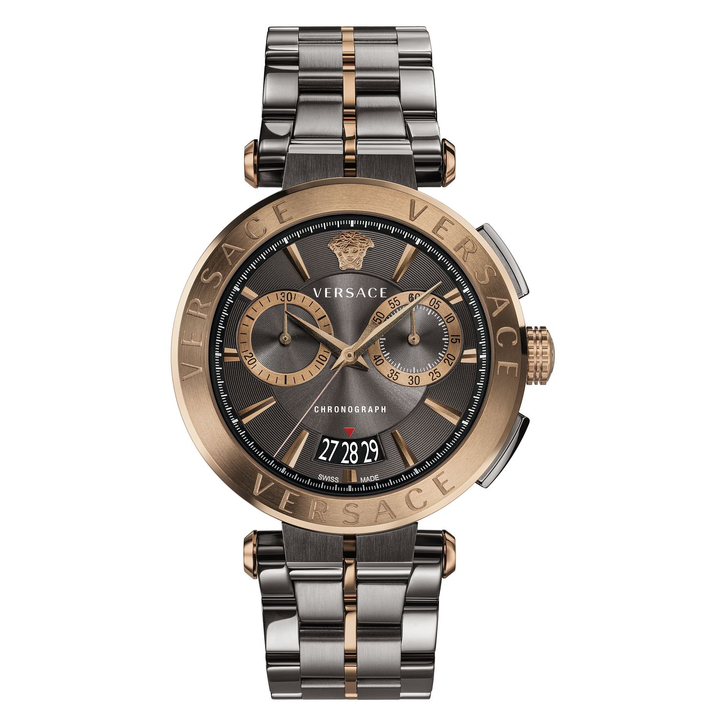Versace V-Racer Men's Two Colour Bracelet Watch - Product number 4706080