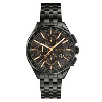 Versace Glaze Chrono Men's Bracelet Watch - Product number 4706161