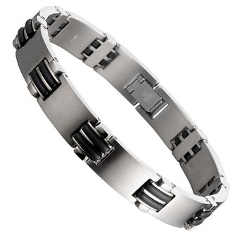 Men's titanium bracelet - Product number 4710681