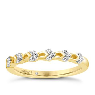 Emmy London 18ct Gold Diamond Set Ring - Product number 4712137