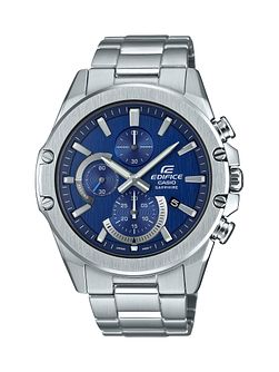 Casio Edifice Men's Stainless Steel Bracelet Watch - Product number 4715179