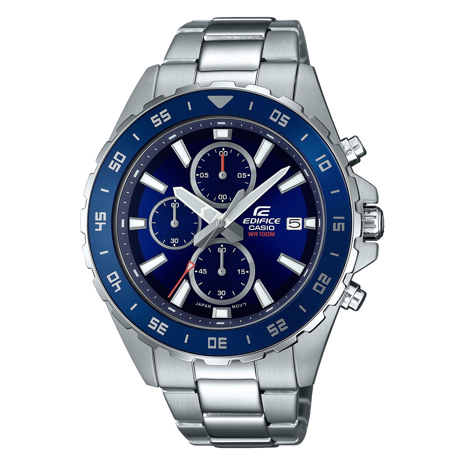 Casio Edifice Men's Stainless Steel Bracelet Watch - Product number 4715284