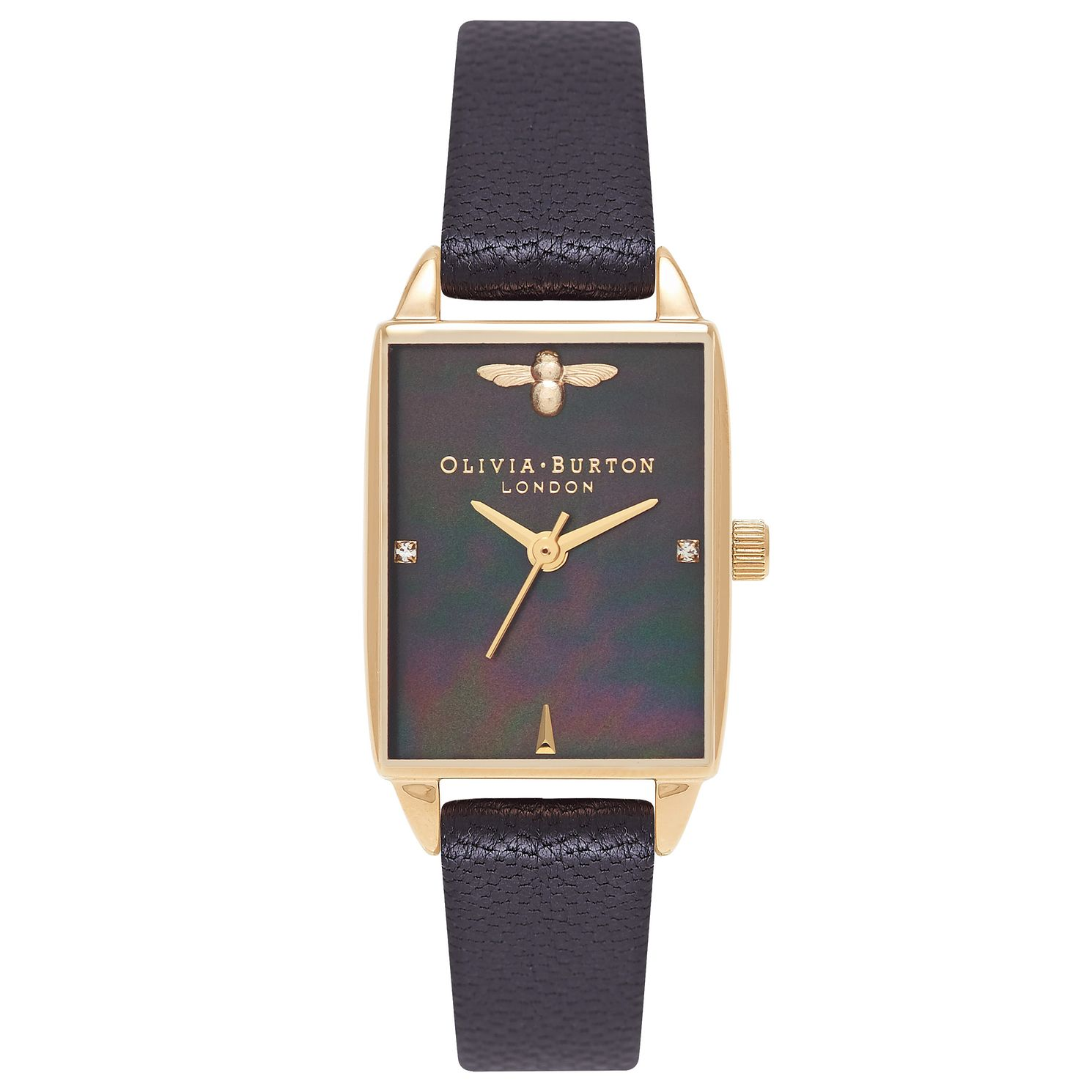 Olivia Burton Rose Gold Plated Mother Of Pearl Watch - Product number 4719190