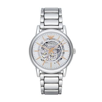 Emporio Armani Men's Stainless Steel Bracelet Watch - Product number 4721071