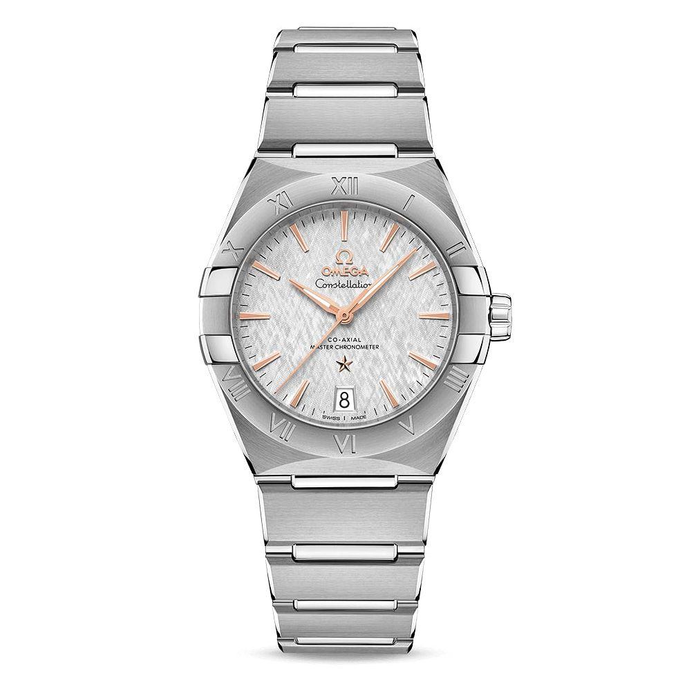 Omega Constellation Manhattan Stainless Steel Bracelet Watch - Product number 4737164