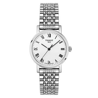 Tissot Everytime Ladies' Stainless Steel Bracelet Watch - Product number 4737431