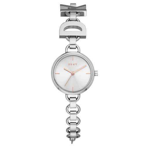 DKNY Soho Ladies' Stainless Steel Logo Bracelet Watch - Product number 4751795