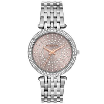 Michael Kors Darci Ladies' Stainless Steel Bracelet Watch - Product number 4752201