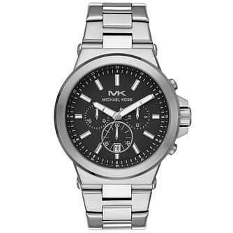 Michael Kors Dylan Men's Stainless Steel Bracelet Watch - Product number 4752848