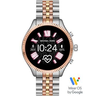 Michael Kors Access Lexington 2 Tri-Tone Smartwatch - Product number 4763610