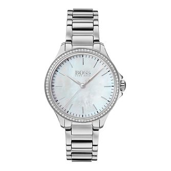 BOSS Diamonds Ladies' Stainless Steel Bracelet Watch - Product number 4770072