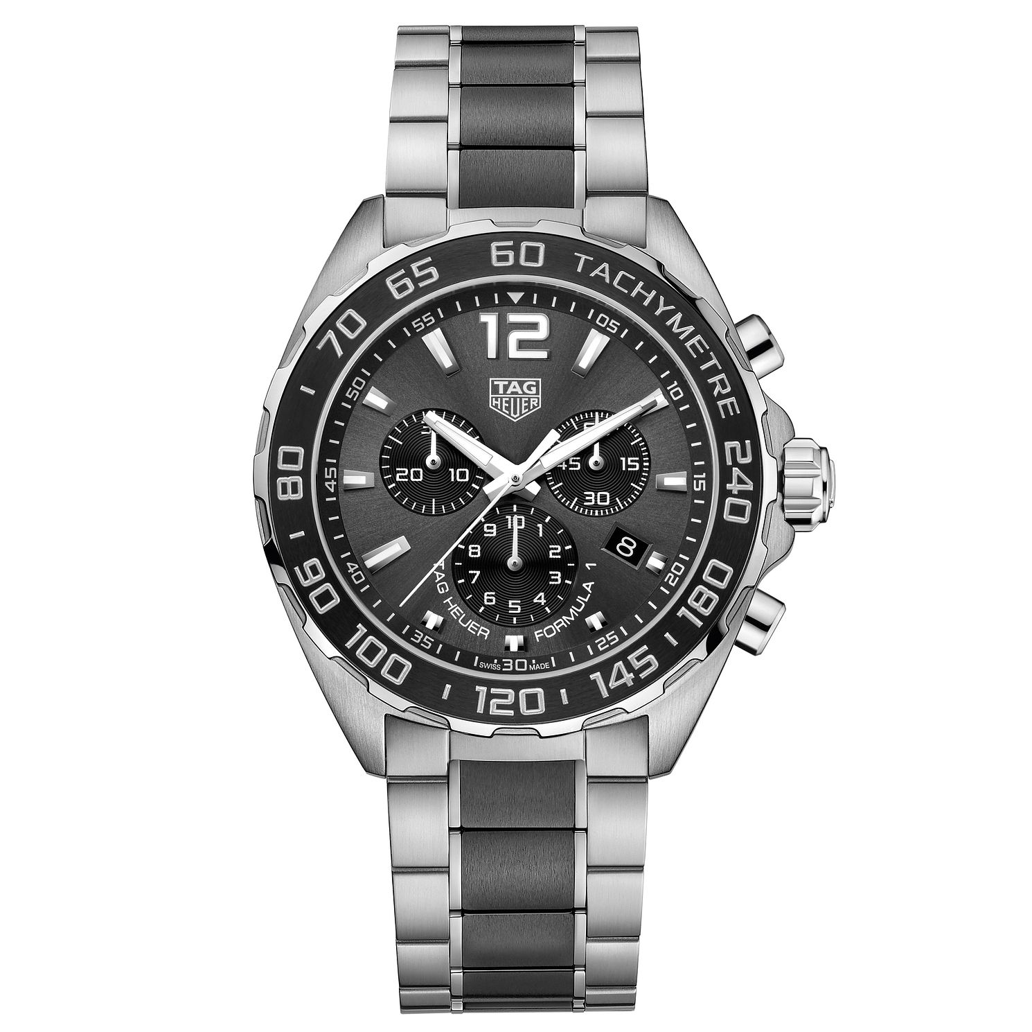 TAG Heuer Formula 1 Men's Stainless Steel Bracelet Watch - Product number 4797582