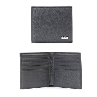 BOSS Crosstown Men's Grey Leather Wallet - Product number 4813448