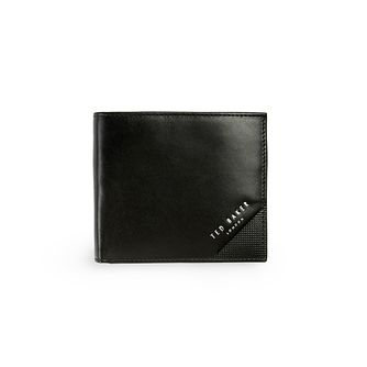 Ted Baker Prug Men's Black Leather Wallet - Product number 4817621