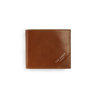 Ted Baker Prug Men's Brown Leather Wallet - Product number 4817656